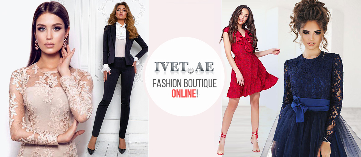 IVET - Fashion boutique online