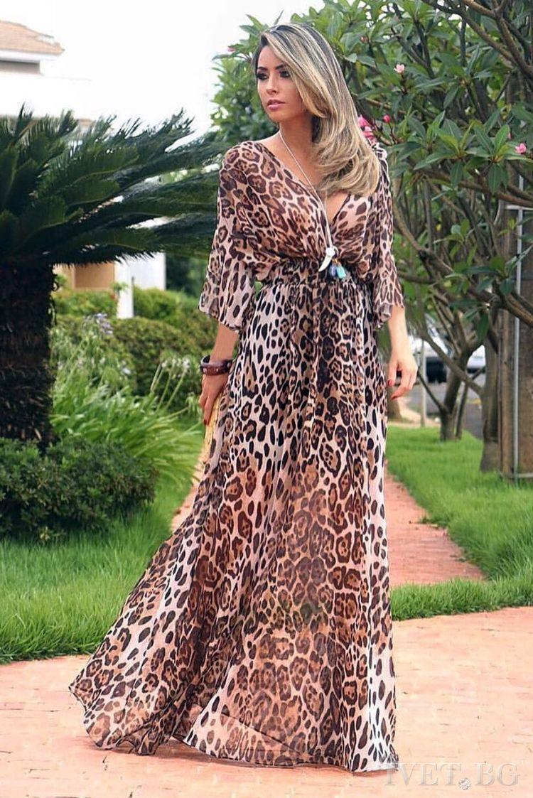 φόρεμα SOFTLEO - 1