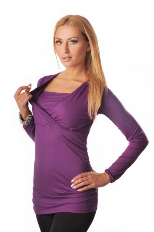 Μπλουζοφόρεμα εγκυμοσύνης KRAYA - 1
