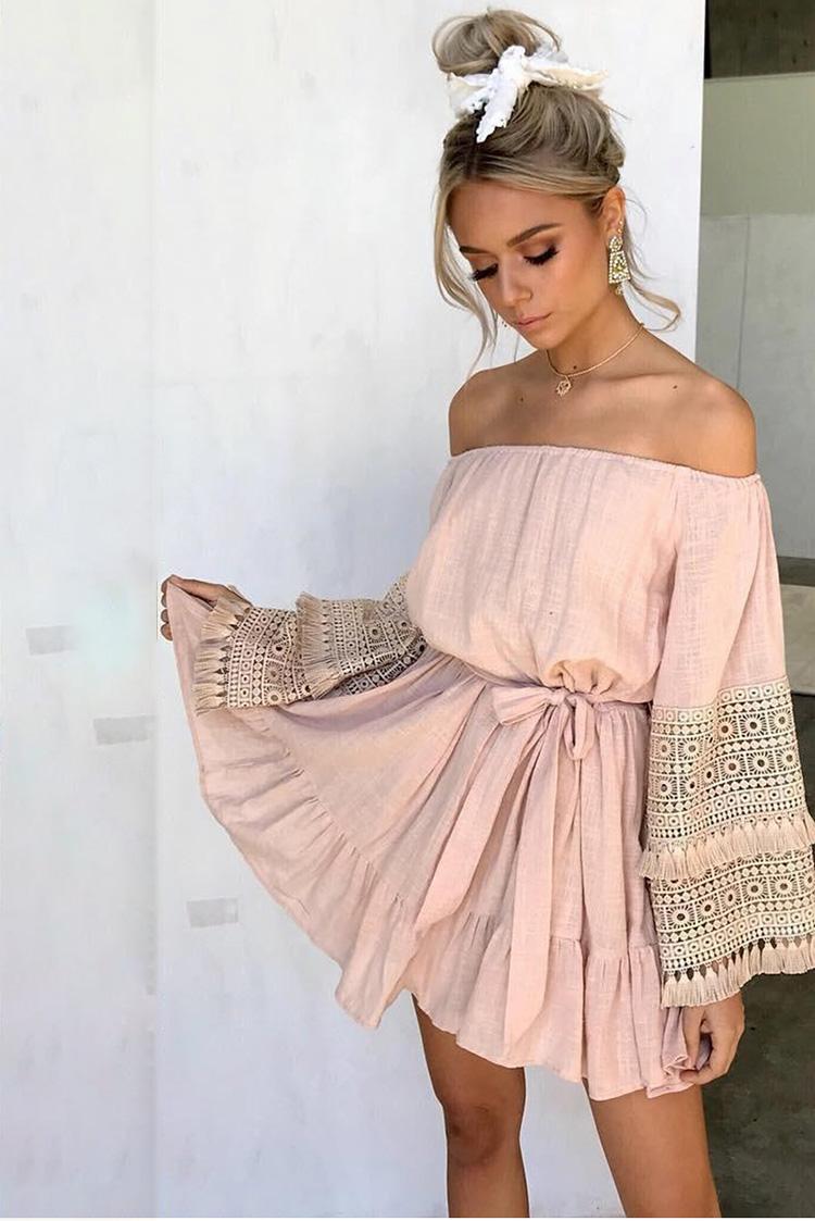 φόρεμα DARMENA PUDRA - 1