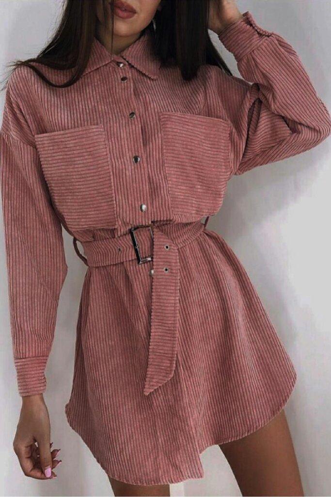 φόρεμα KEANA PINK - 1