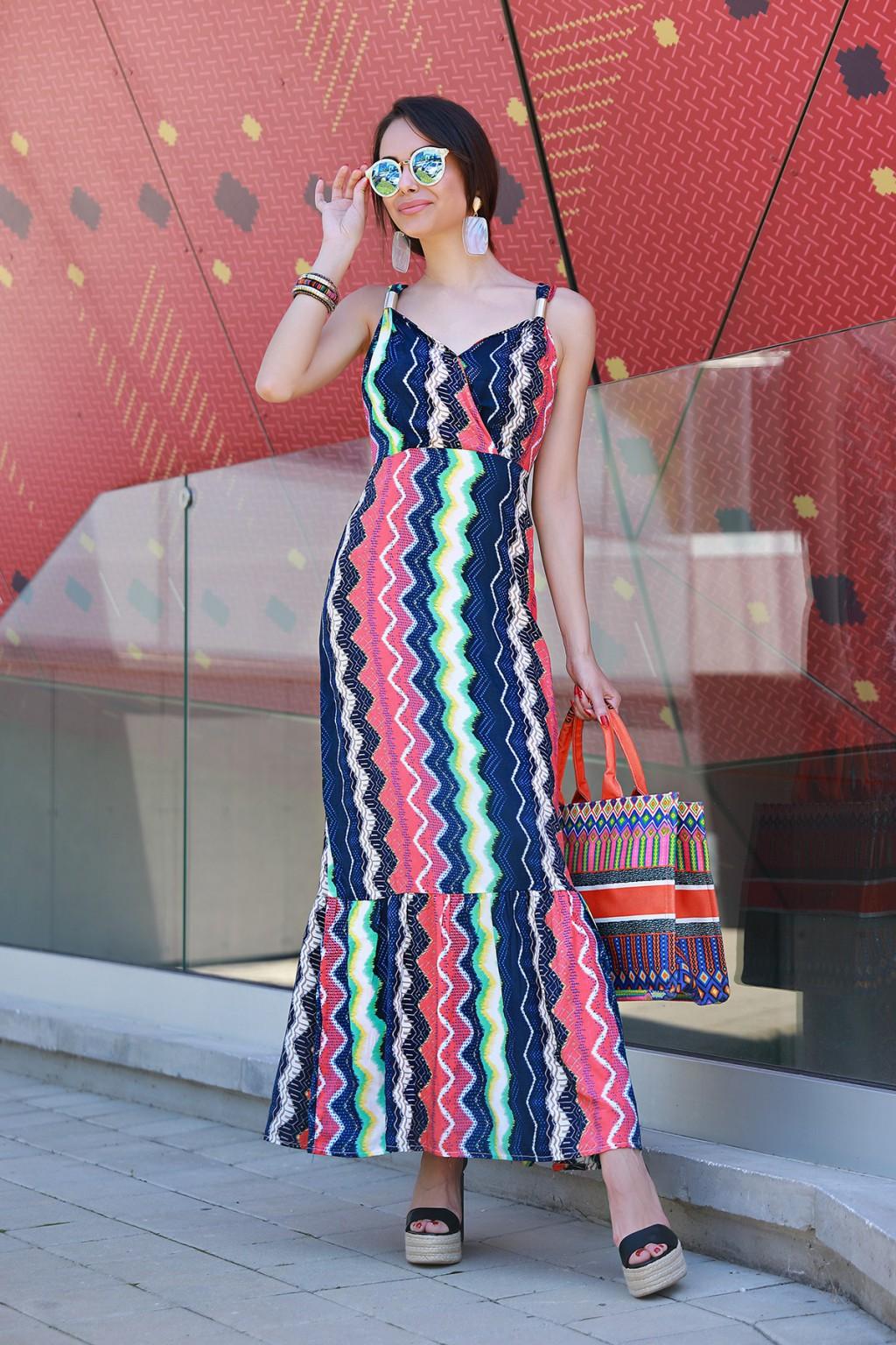 φόρεμα VEZELIA - 1