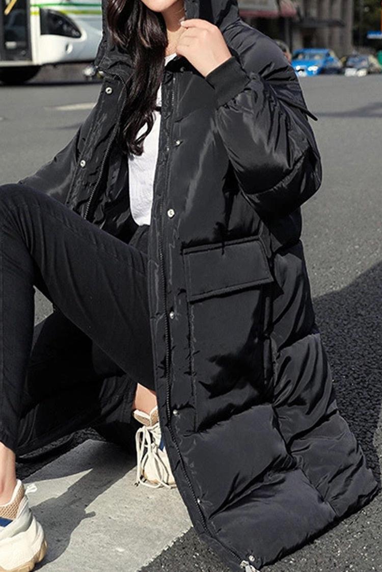 μπουφάν ANELISA BLACK - 1