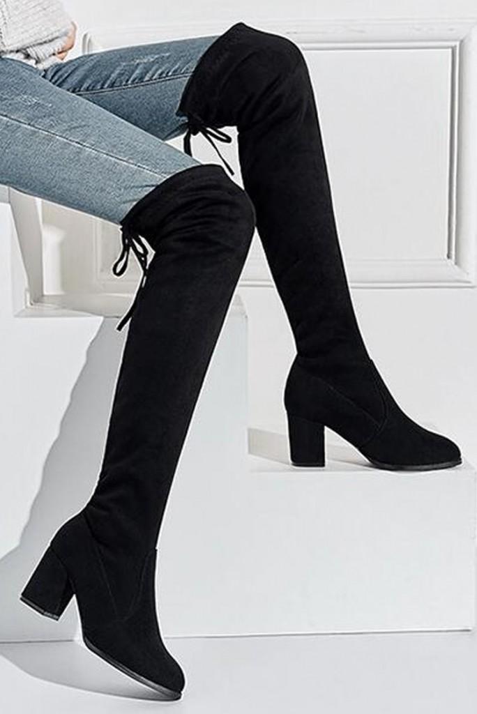 μπότες FELIRA BLACK – 1