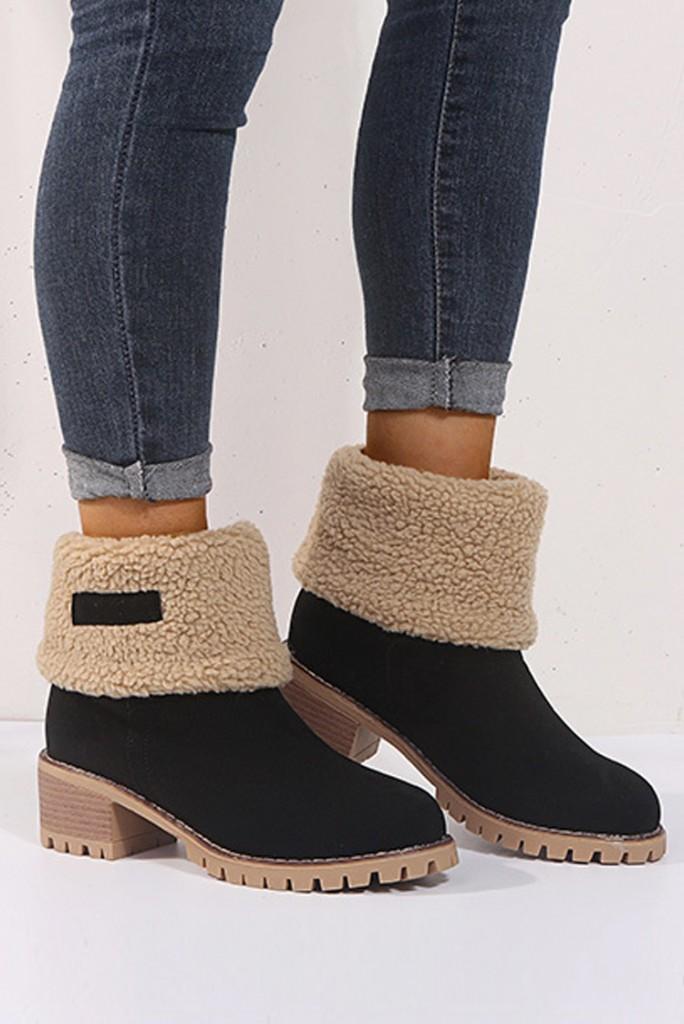 μπότες LARONA BLACK – 1