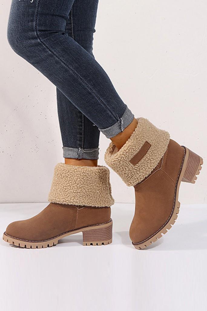 μπότες LARONA BROWN – 1