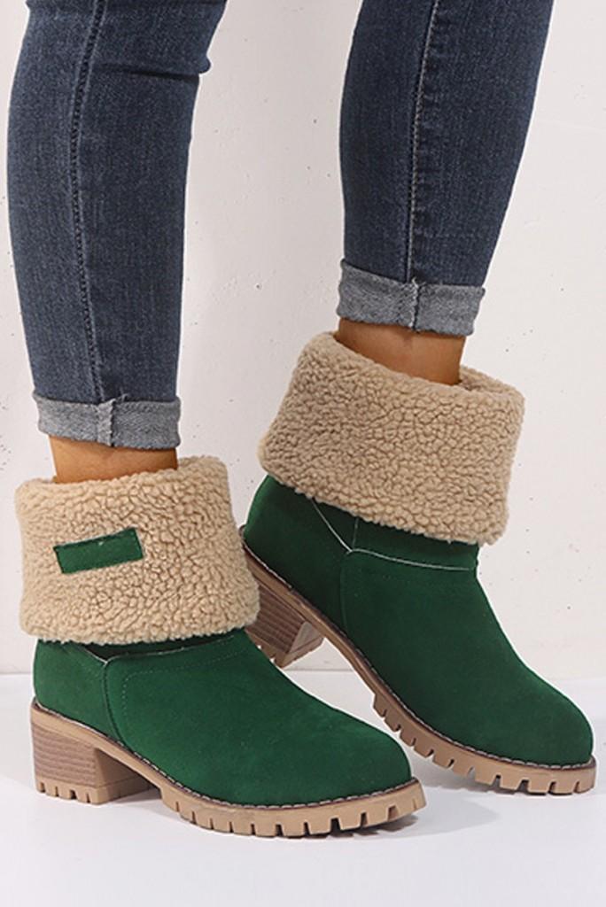 μπότες LARONA GREEN – 1