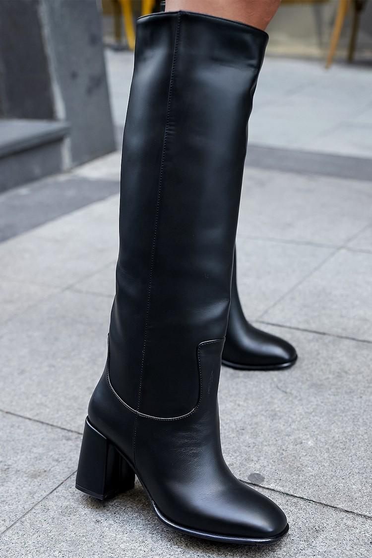μπότες CLOTONA BLACК - 1