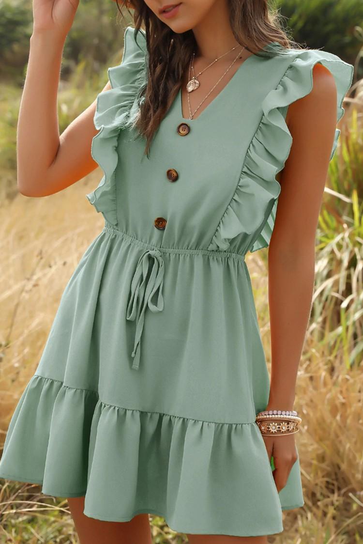 φόρεμα TAMISA TURQUA - 1