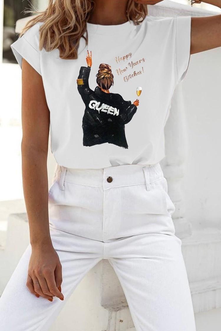 κοντομάνικο μπλουζάκι BAROLDA - 1