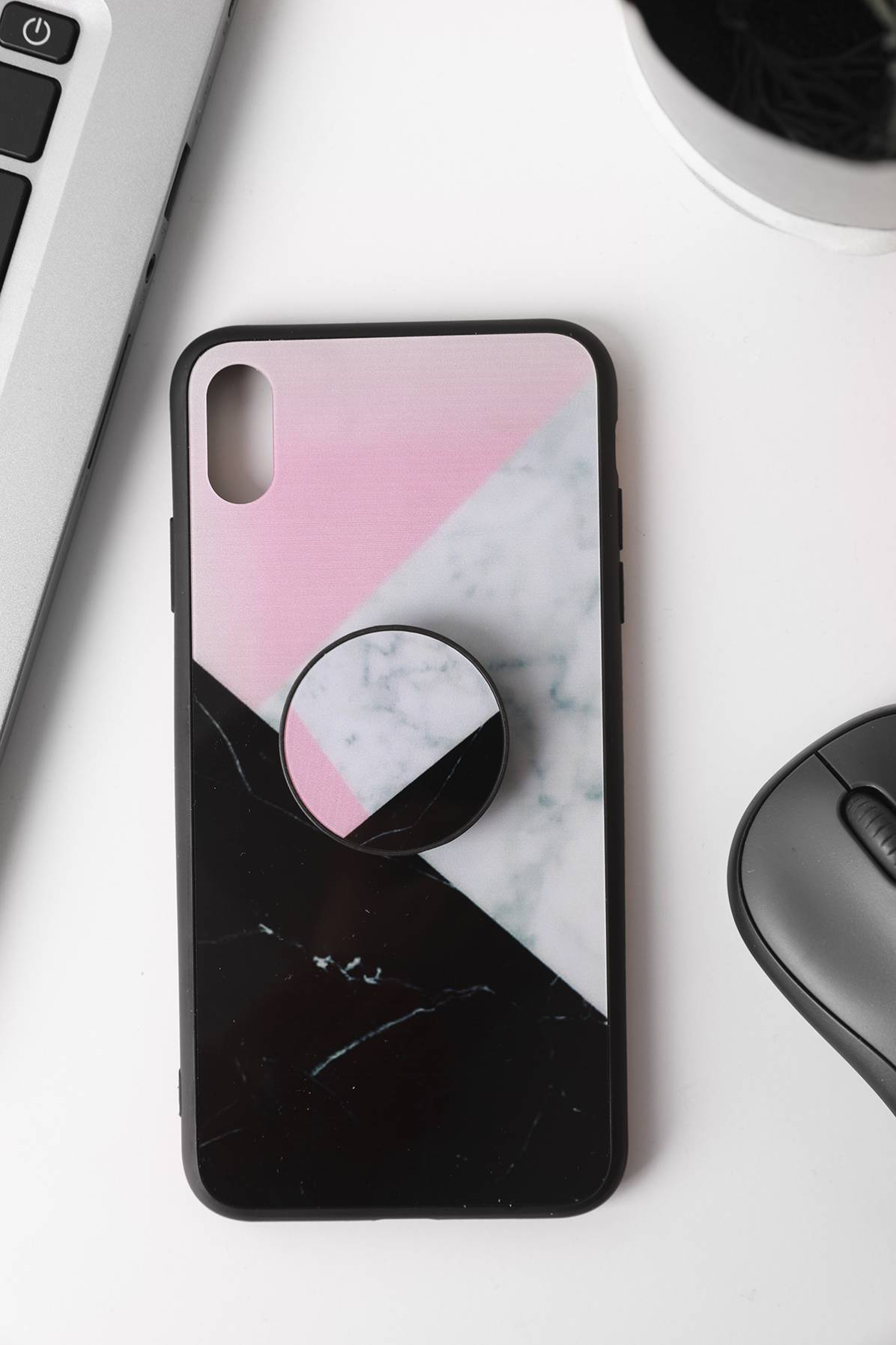 new style 02794 a8edf phone case MARBLE COLORS for Apple iPhone XS Max